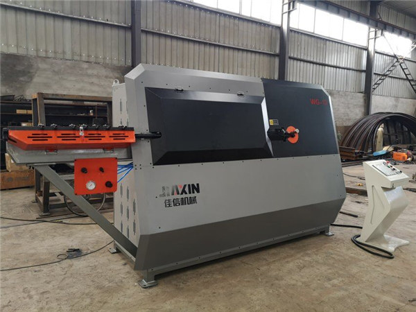 outomatiese CNC 2D draad buiging