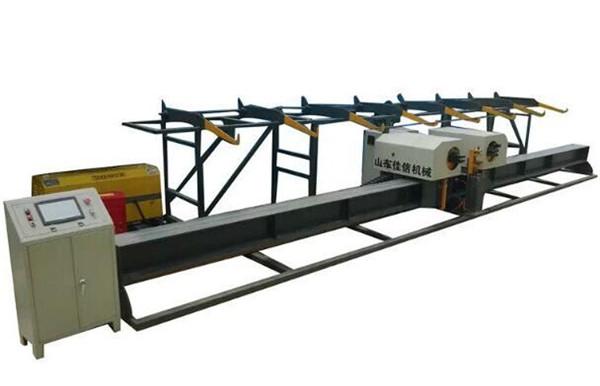 CNC Staal Bar Buig Center Machine