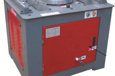 hidrouliese vlekvrye staal pyp buig masjien, vierkante buis / ronde pyp benders te koop