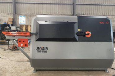 draagbare rebar stirrup buig masjien CNC ronde staal bar sny en buig masjien