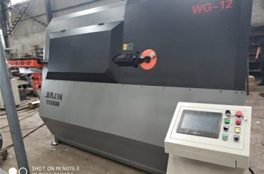 industriële masjinerie toerusting van vervormde bar gemaak in xingtai outomatiese stirrup bender
